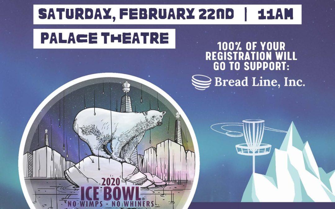 Ice Bowl 2020 Fun-draiser!