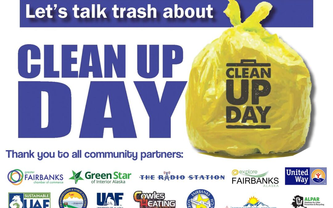 Clean Up Day @ The Bread Line