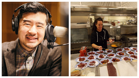 KUAC's Culinary Event with The Splendid Table's Francis Lam