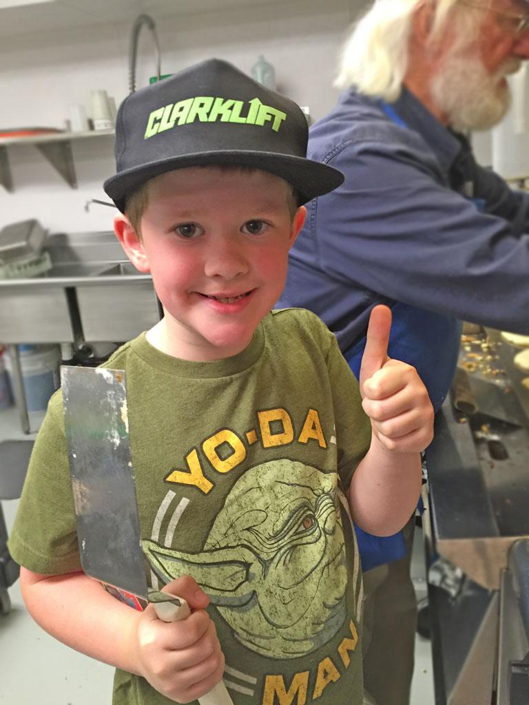 Kids Cafe volunteer - Stone Soup Cafe, Fairbanks, Alaska