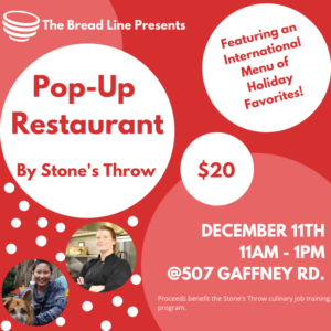 Holiday Pop Up Restaurant @ Bread Line | Fairbanks | Alaska | United States