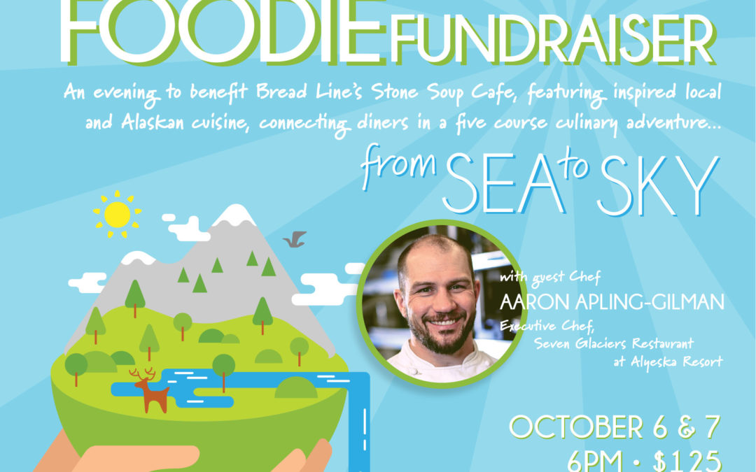 4th annual Former Fairbanks Foodie Fundraiser