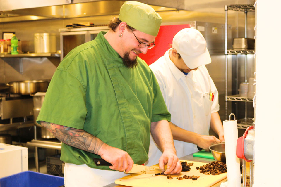 Stones Throw Culinary Job Training Program, Fairbanks, Alaska