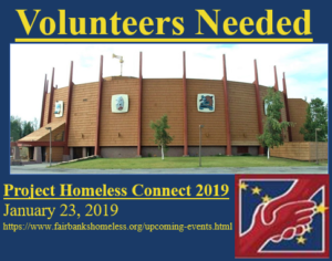 Project Homeless Connect @ Pioneer Park Exhibit Hall | Fairbanks | Alaska | United States